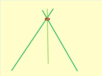 支柱ピラミッド式の画像