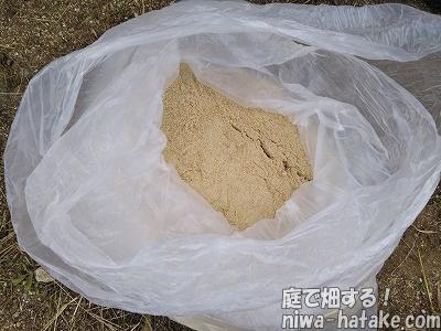 米糠の画像