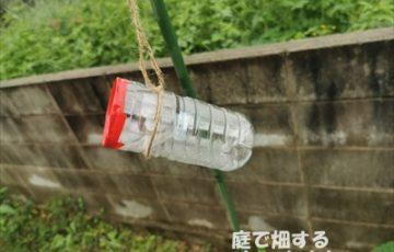 害虫捕獲器の作り方